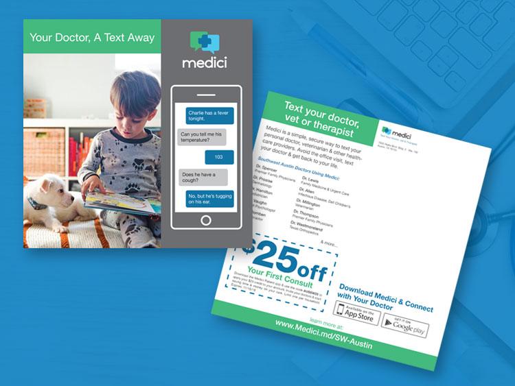 Print & Digital Campaign