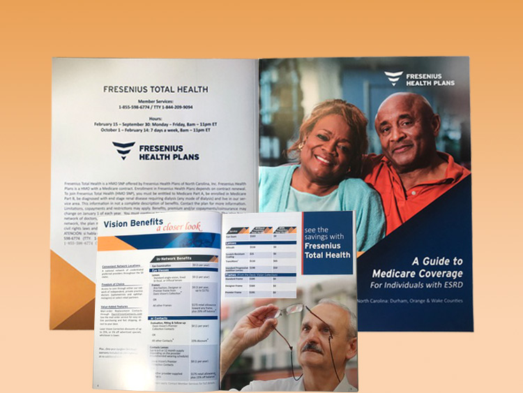 Health Plan Booklet & Inserts