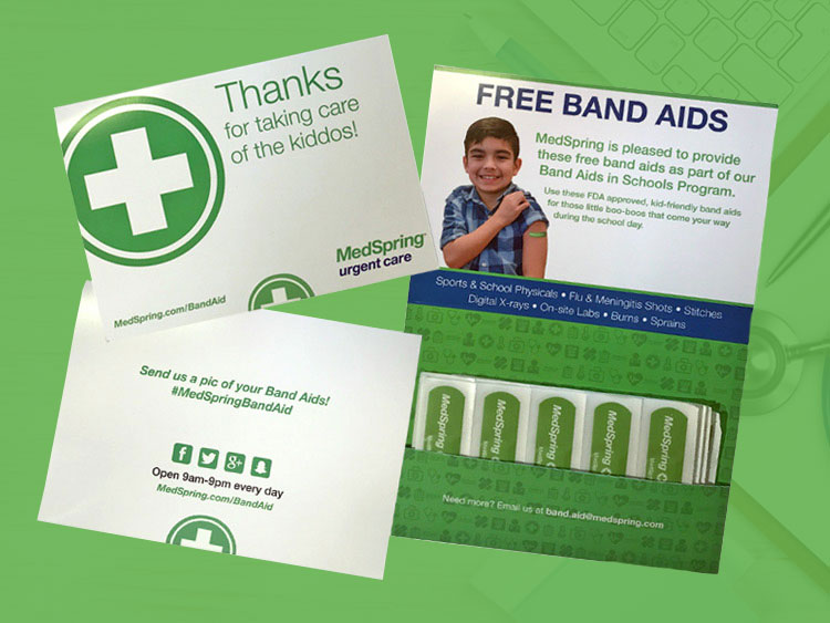 Band-Aid Campaign